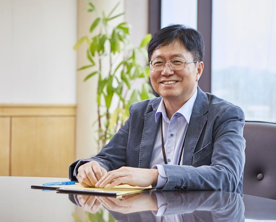 Dr Seongjun Lee of SK Innovation